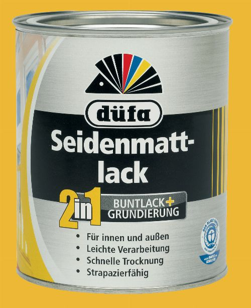 Bild: 2in1 Seidenmattlack (RAL 1004; 375 ml)