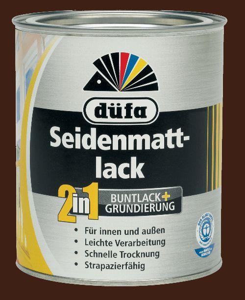 Bild: 2in1 Seidenmattlack (RAL 8017; 375 ml)