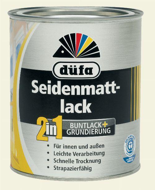 Bild: 2in1 Seidenmattlack (RAL 9001; 375 ml)