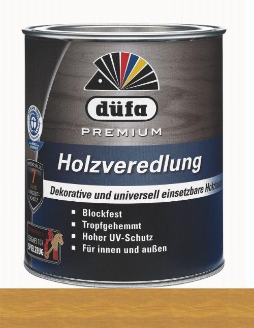 Bild: Holzlasur - Premium Holzveredlung (Eiche; 750 ml)