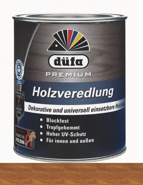 Bild: Holzlasur - Premium Holzveredlung (Teak; 2.5 Liter)
