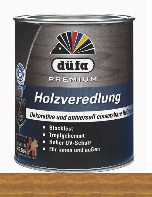 Bild: Holzlasur - Premium Holzveredlung (Nussbaum; 750 ml)