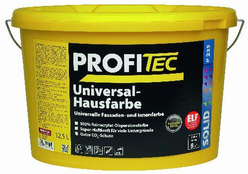Bild: P235 Universal Hausfarbe (Weiß; 12.5 Liter)