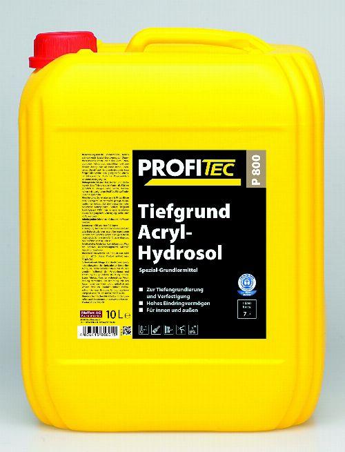 Bild: P800 Tiefgrund (Transparent; 5 Liter)