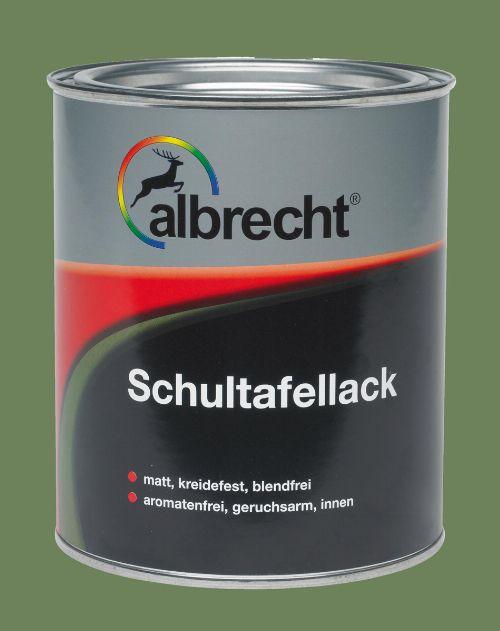 Bild: Schultafellack (RAL 0611; 375 ml)
