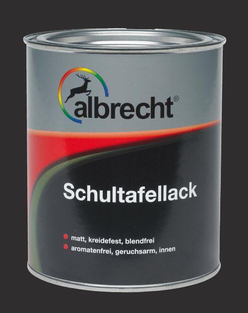 Bild: Schultafellack (RAL 0905; 750 ml)