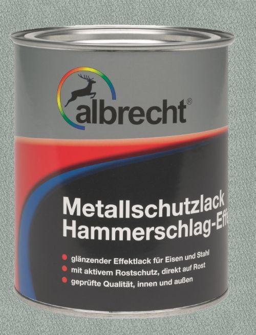 Bild: Metallschutzlack mit HSE (Aluminium; 750 ml)