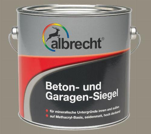 Bild: Beton- und Garagen-Siegel (Steingrau; 5 Liter)