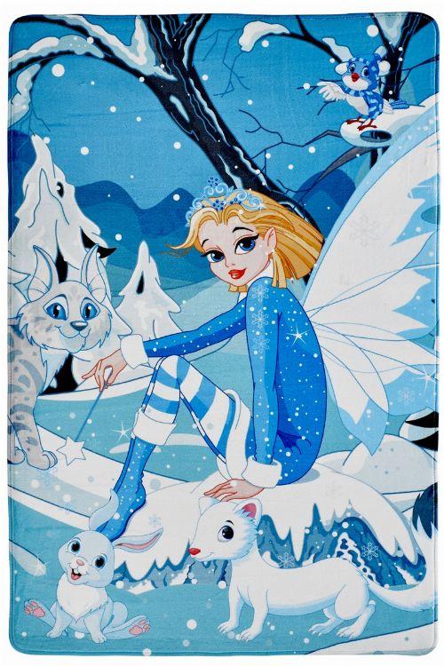Bild: Prinzessin Teppich (Ice Fairy; 100 x 150 cm)