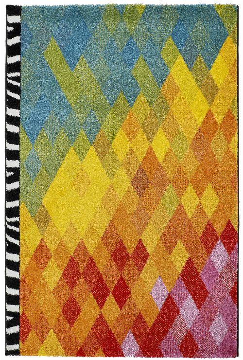 Bild: Jugendteppich - Style (80 x 150 cm)