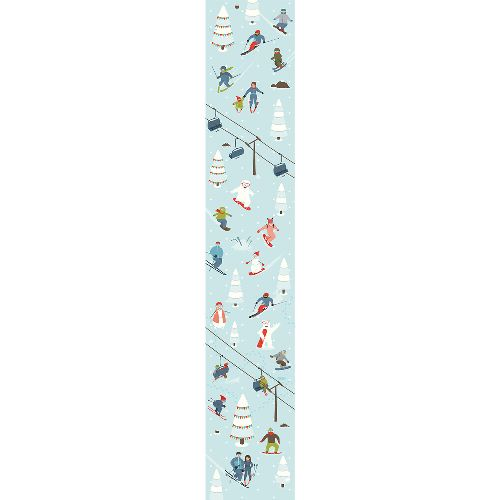 Bild: Accent - ACE67186000 - Duplex Panel: Snowboard