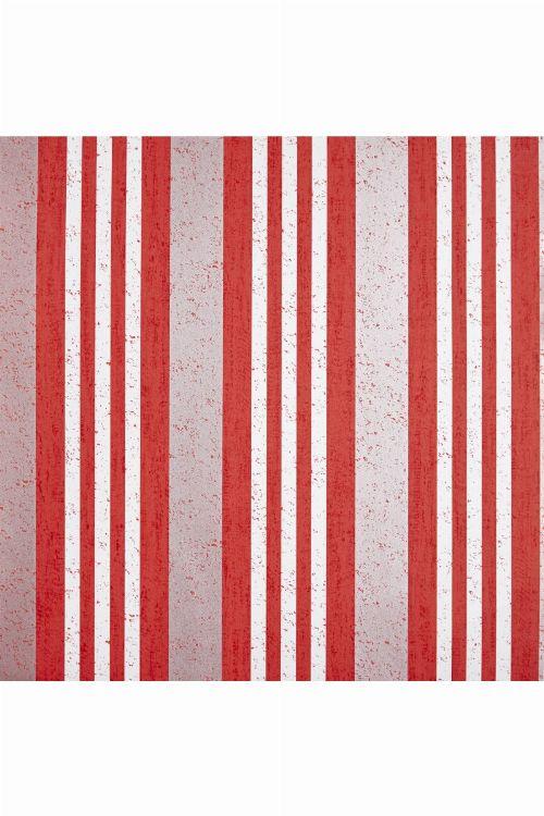 Bild: LIFE - LIF64438065 Tapete: Manhattan Strips (Rot)