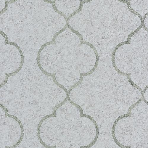 Bild: Caselio Ornament Tapete MATERIAL ORNAMENT MATE69651076 (Beige)