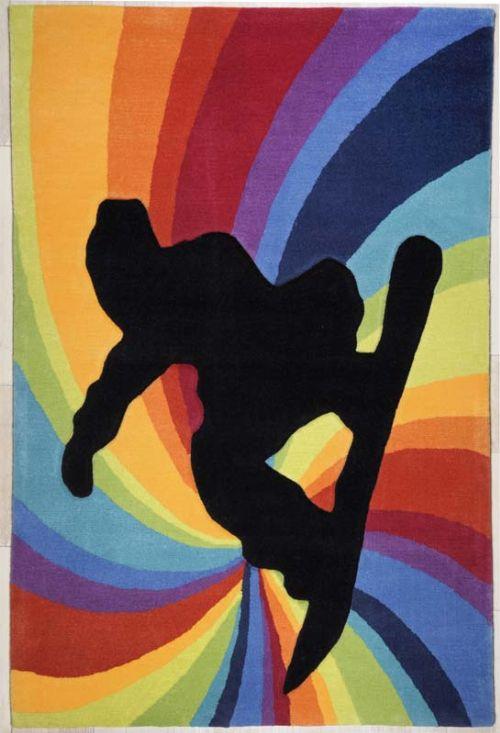 Bild: Teppich Maui MH-3223-02 (Bunt; 120 x 180 cm)