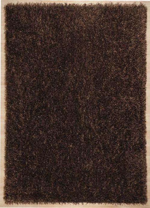 Bild: Teppich Girly Uni (Braun; 85 x 155 cm)