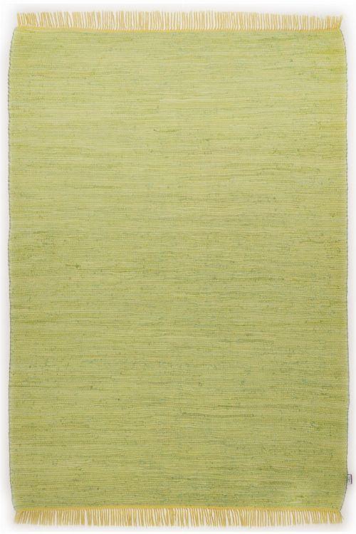 Bild: Tom Tailor Teppich  - Cotton Color (Grün; 60 x 120 cm)