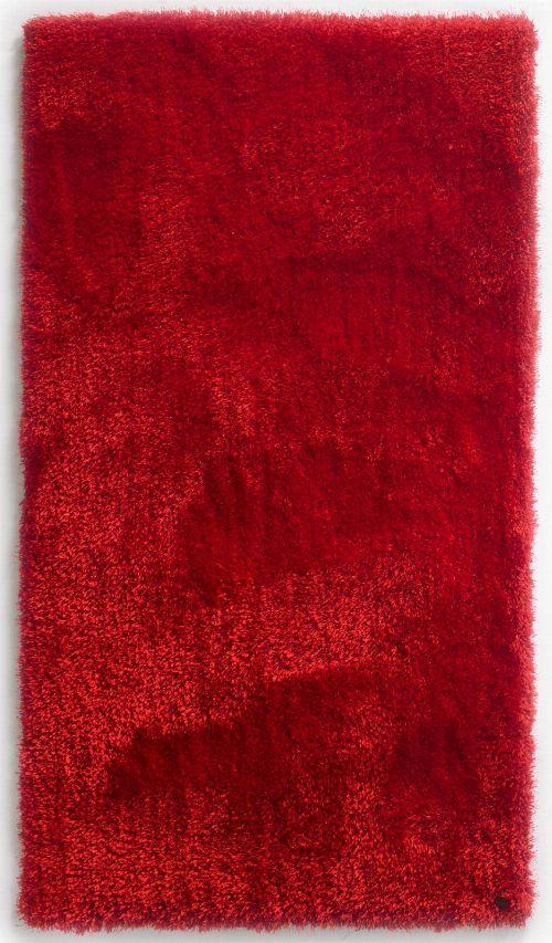 Bild: Tom Tailor - Soft Uni (Rot; 155 x 85 cm)