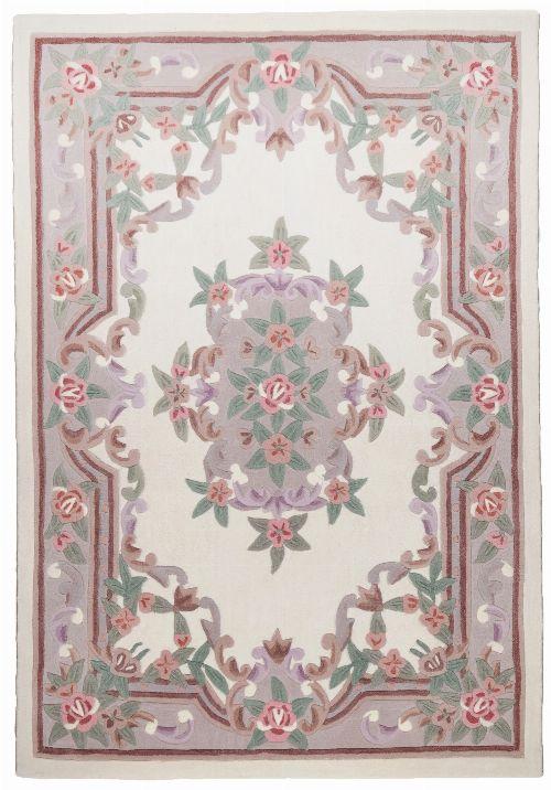 Bild: Aubusson Design Teppich Ming 501 (Beige; 120 x 180 cm)