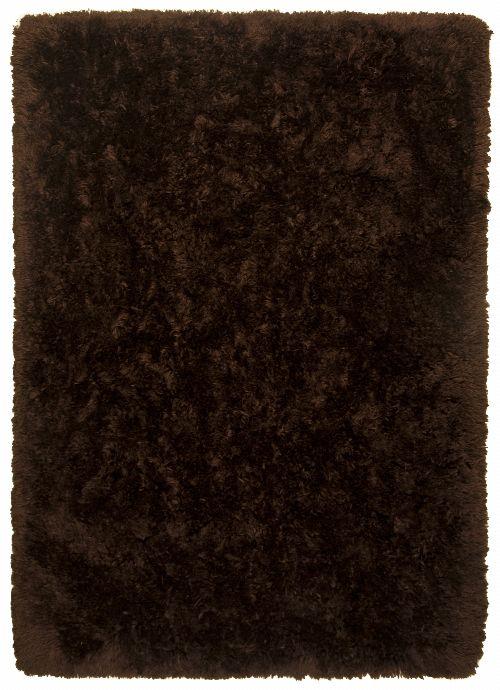 Bild: Tom Tailor - Flocatic (Dunkelbraun; 160 x 230 cm)