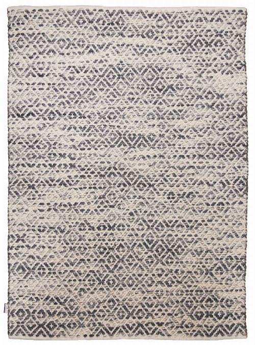 Bild: Teppich Smooth Comfort - Diamond (Grau; 190 x 290 cm)