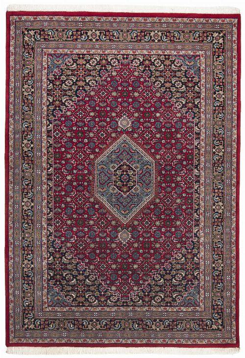 Bild: Perser Teppich Benares Bidjar (Rot; 70 x 140 cm)