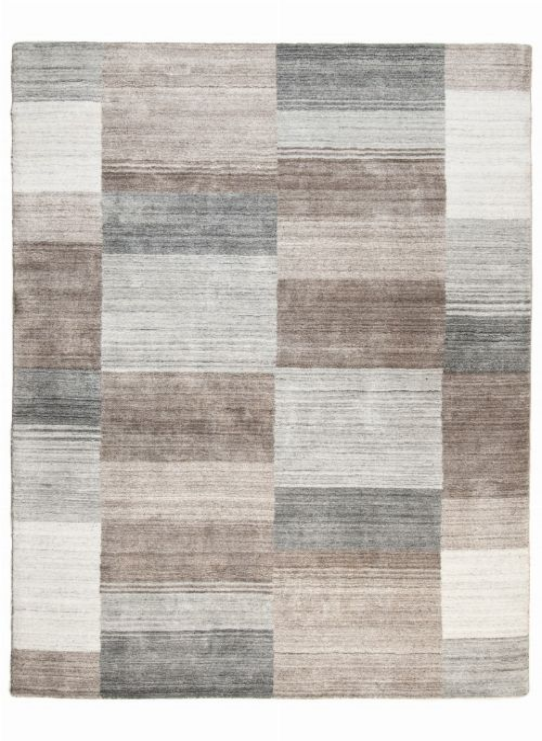 Bild: Karoteppich Venice ZO-928-15 (Grau; 120 x 180 cm)