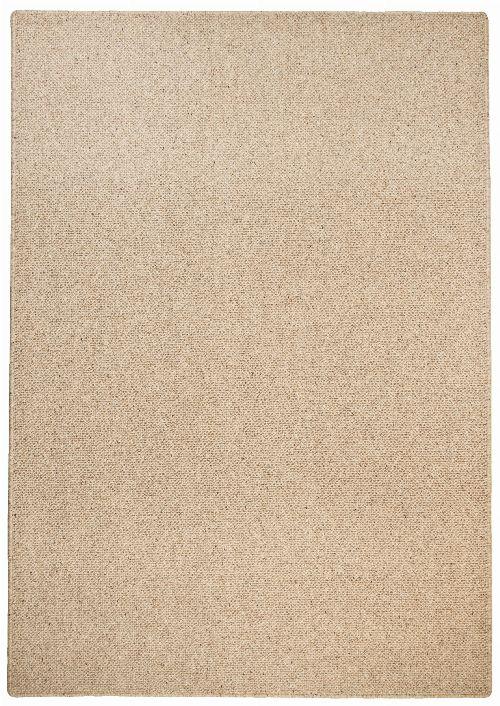 Bild: Schurwollteppich Douro (Light Brown; 64 x 133 cm)