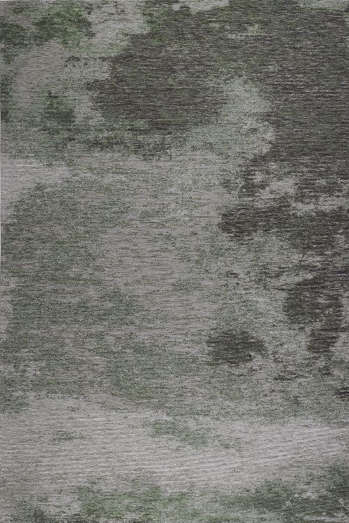 Bild: Kapstadt Cloud meliert (Grün; 190 x 290 cm)