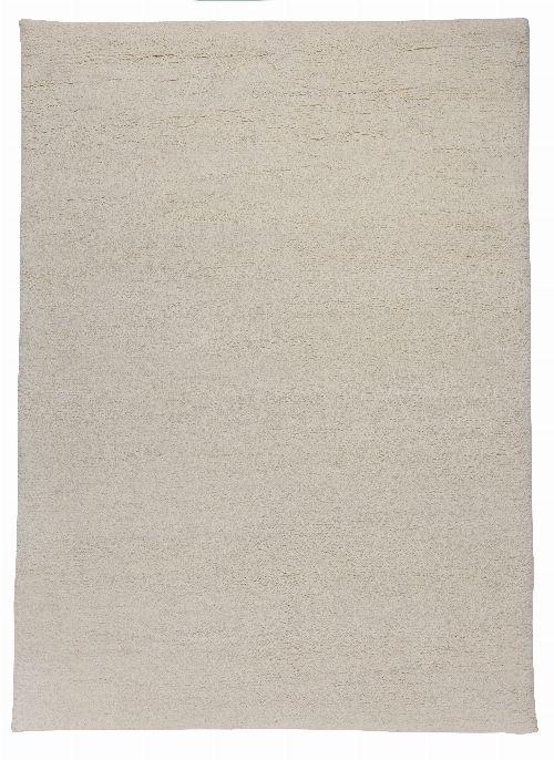 Bild: Marokkanischer Teppich Taza Royal (Blanc; 170 x 240 cm)