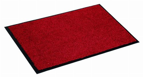 Bild: Sauberlaufmatte Proper Tex Uni - Rot