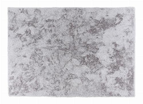 Bild: Schöner Wohnen Fell Teppich Tender - Silber
