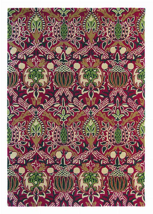 Bild: Teppich Granada - Rot