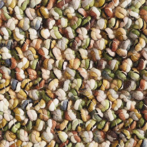 Bild: Brink&Campman Teppich Marble - Grün