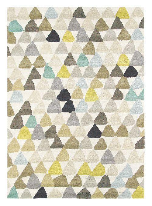 Bild: Teppich Lulu - Grün