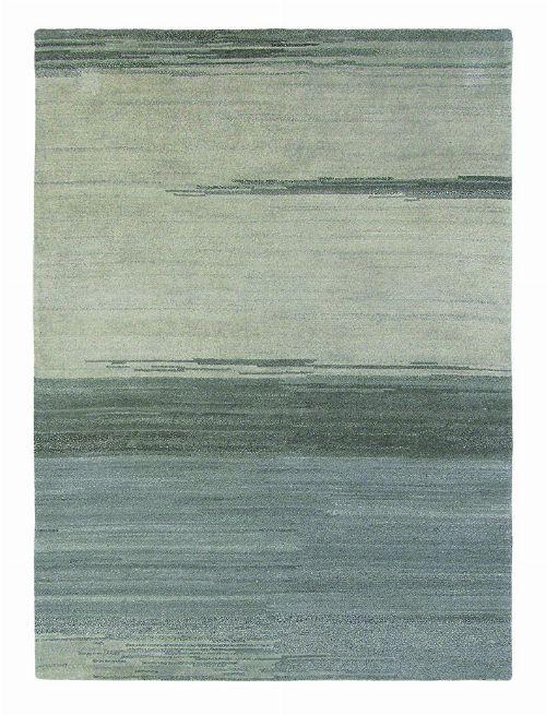 Bild: Viskoseteppich Yeti Sky - Grau