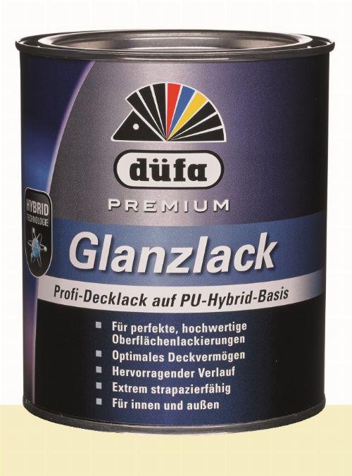 Bild: Premium Glanzlack - Ivory