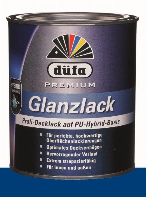 Bild: Premium Glanzlack - Deep Blue