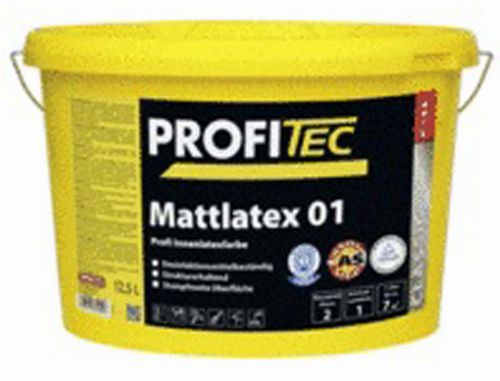 Bild: P143 Mattlatex 01 - Weiß