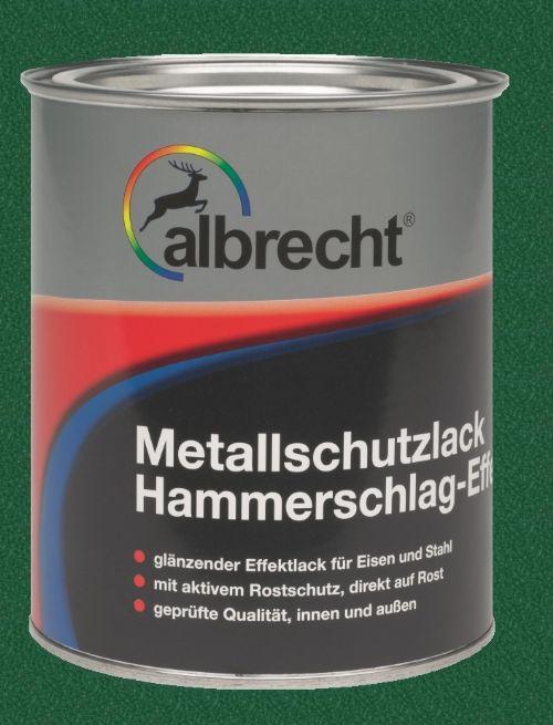Bild: Metallschutzlack mit HSE - Dunkelgrün