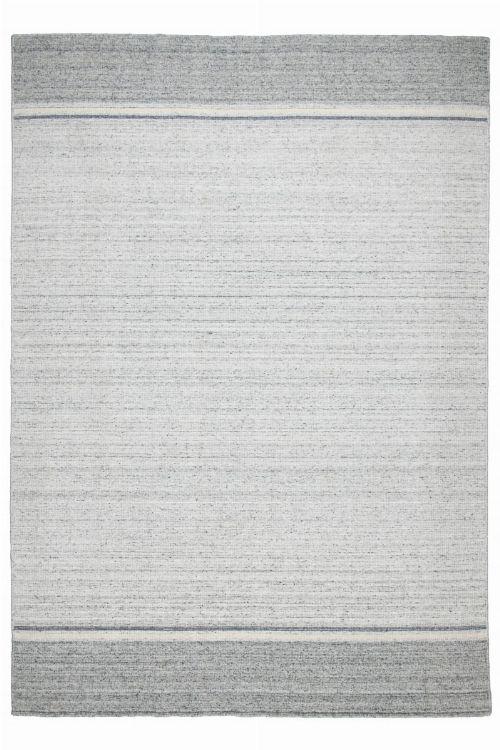 Bild: Streifenteppich Kopenhagen ZO-815-15 - Grau