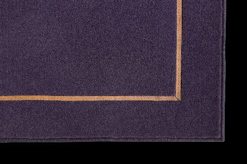 Bild: LDP Teppich Wilton Rugs Leather Richelien Velours (8501; 300 x 300 cm)