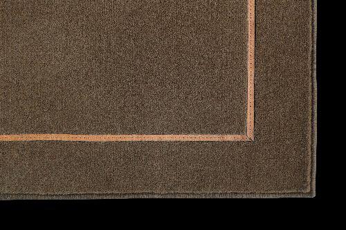 Bild: LDP Teppich Wilton Rugs Leather Richelien Velours (9519; 350 x 500 cm)