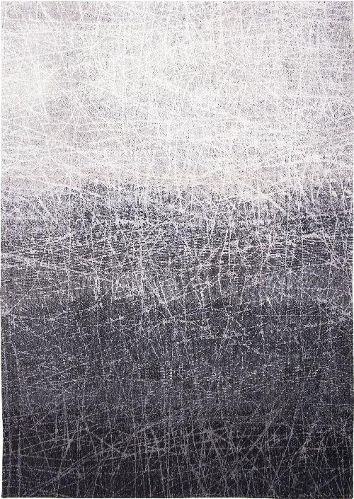 Bild: Louis de poortere Teppich Fahrenheit (Wind Chill Grey; 170 x 240 cm)