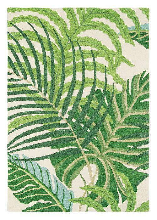 Bild: Teppich Manila - Grün