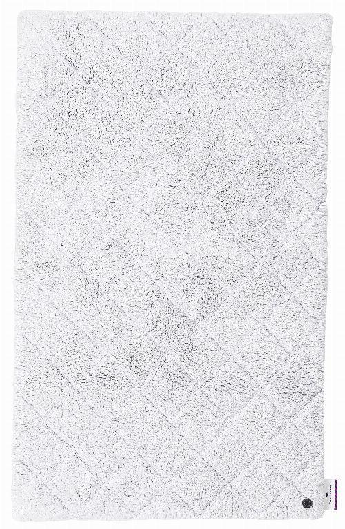Bild: Tom Tailor Badematte Cotton Pattern (Silber; 120 x 70 cm)