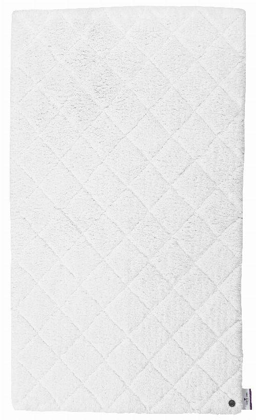 Bild: Tom Tailor Badematte Cotton Pattern - Weiß