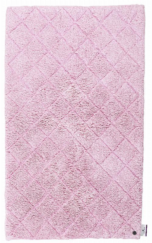 Bild: Tom Tailor Badematte Cotton Pattern (Rosa; 100 x 60 cm)