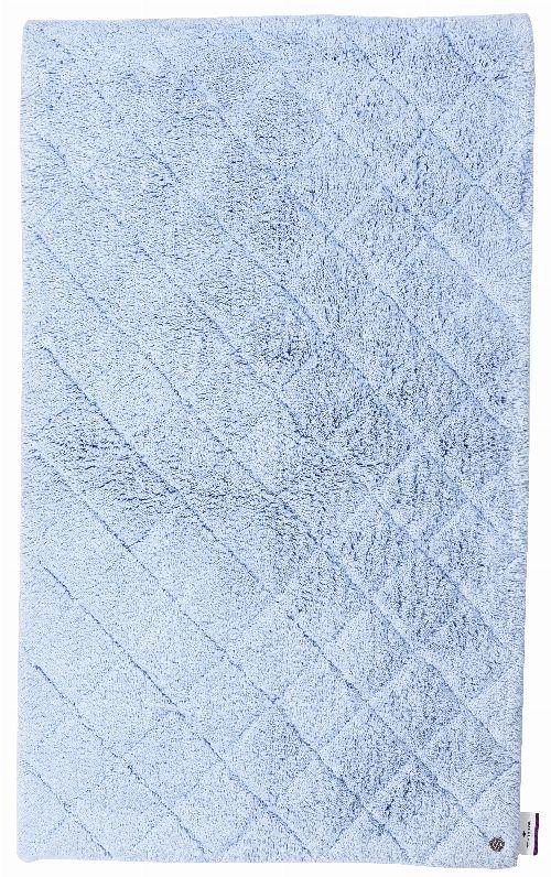 Bild: Tom Tailor Badematte Cotton Pattern (Blassblau; 120 x 70 cm)