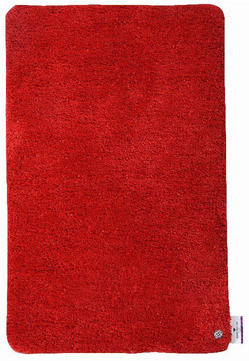 Bild: Tom Tailor Badteppich Soft Bath (Rot; 60 x 60 cm)