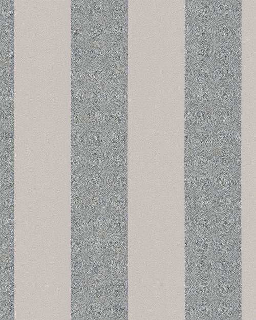 Bild: Marburg Vliestapete La Veneziana 31325 Streifen (Puder/Silber)